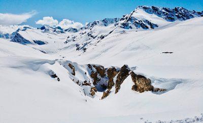 Distinctive French Alps Architecture