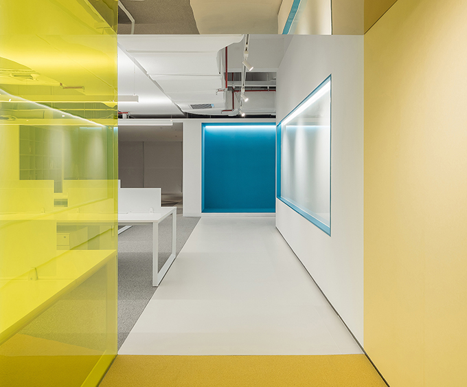 Headquarter Office of ViaBTC by ONEXN Architects
