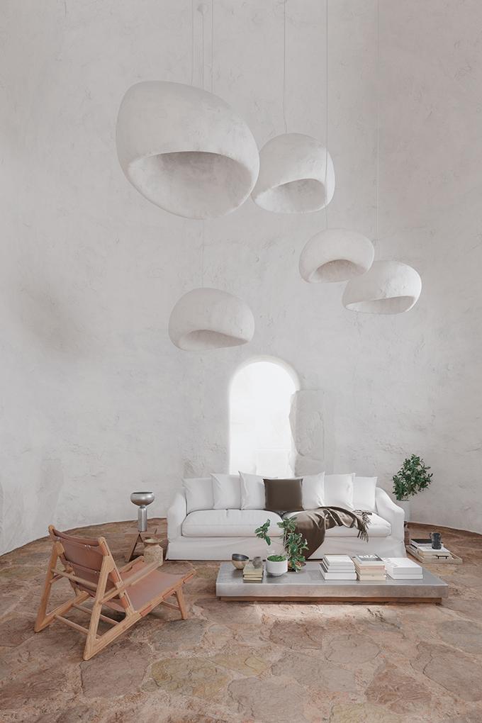 Khmara lamp by Sergey Makhno Product