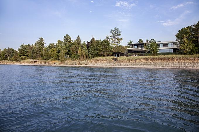Lake Huron by SAOTA