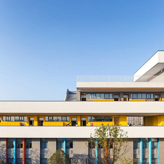 Ningbo Hanvos School by DC Alliance