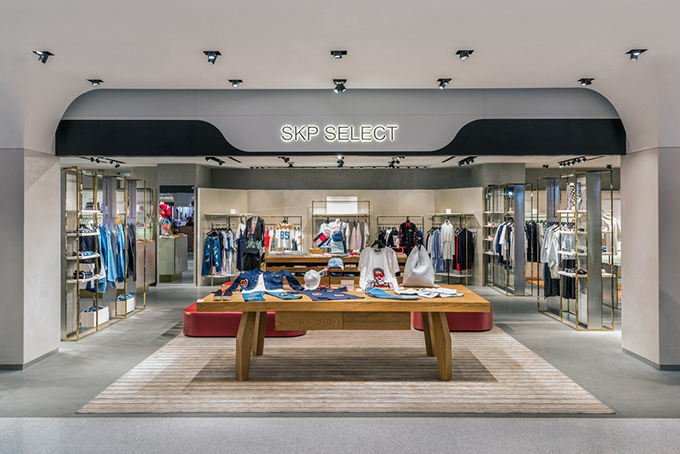 SKP Malls by Vudafieri-Saverino Partners