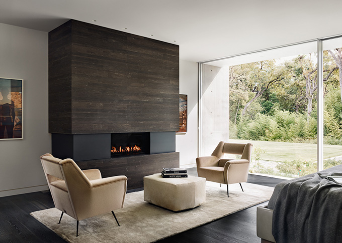 The Preston Hollow home by Specht Architects