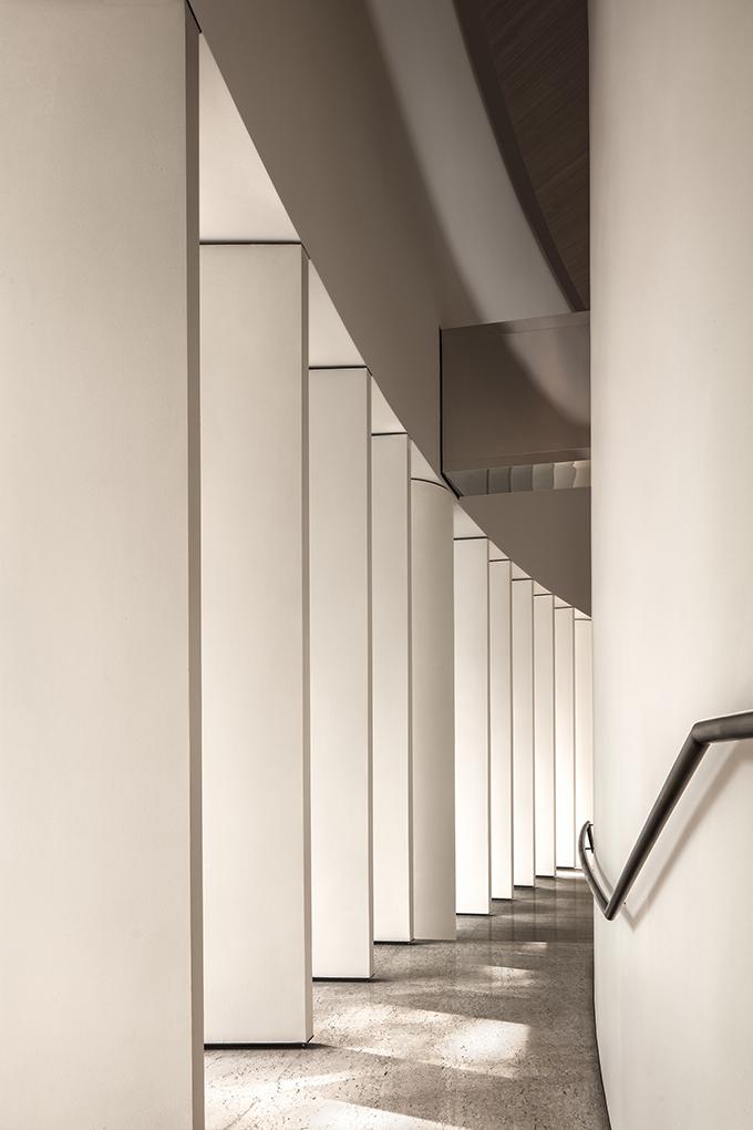 Xi'an VANKE • VIEW LAKE by ONE-CU Interior Design Lab