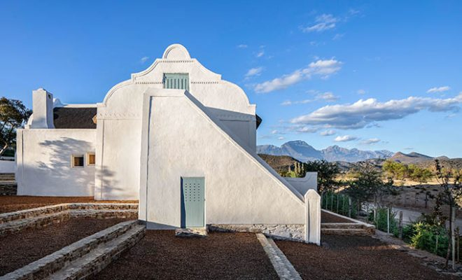 SAOTA and Jaco Booyens Architect win gold for Architectural Restoration at the International Domus Restoration and Conservation Awards