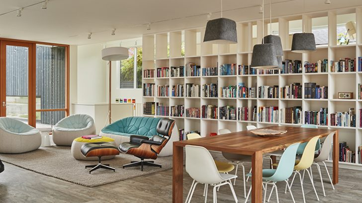 Artist Residence by Heliotrope Architects