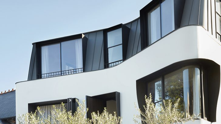 Bondi Bombora by Luigi Rosselli Architects