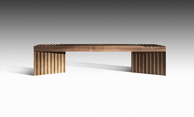 Frequency Bench by OKHA