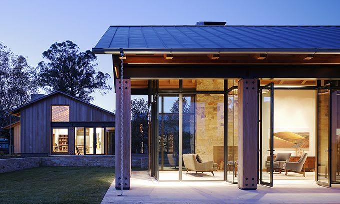 Mountain Wood by Walker Warner Architects
