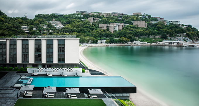 Club InterContinental of InterContinental Shenzhen Dameisha Resort by CCD Cheng Chung Design