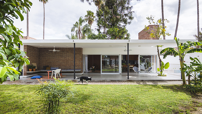 El Quincho, by Lalo Carrillo, CaSA and SY Architectos