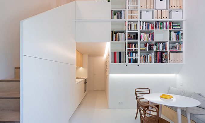 An Architect's Home by BY architects