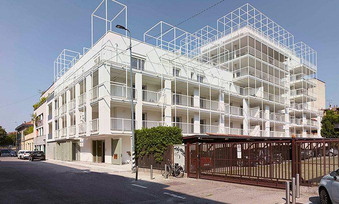 Casa Tersicore by Degli Esposti Architetti