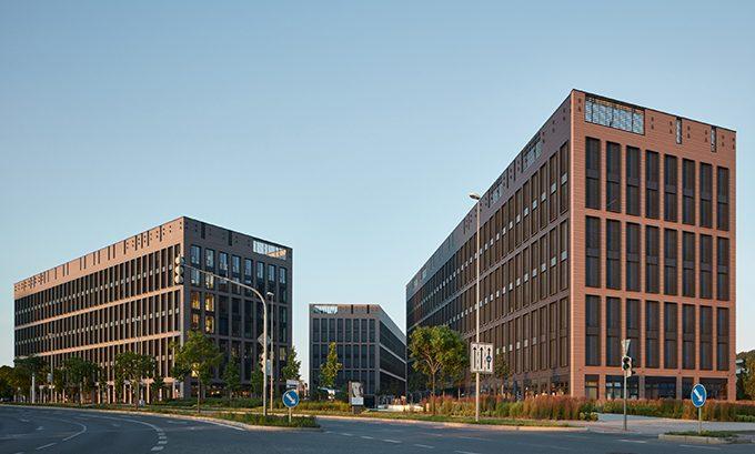 Rustonka Business Center by CMC ARCHITECTS