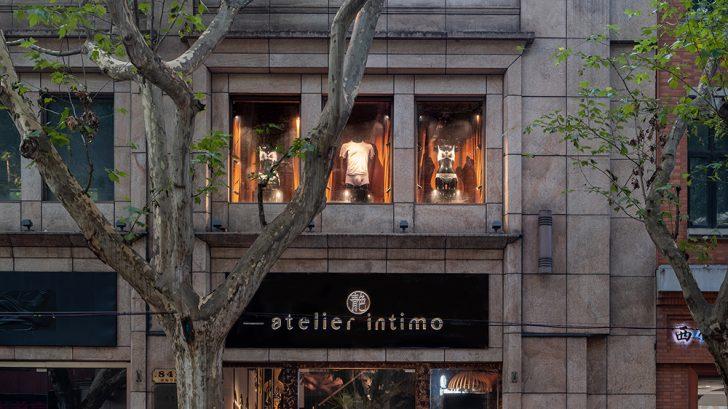Atelier Intimo Flagship by O&O Studio