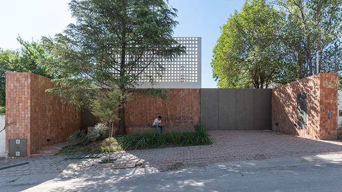 La Inesita by Andres Alonso Architecture Workshop