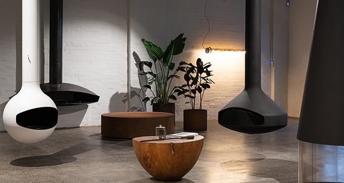 Oblica Showroom by Fretard Design