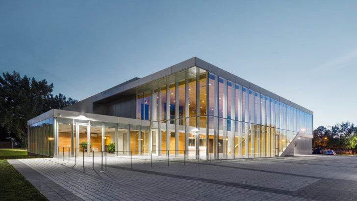 Quai 5160 - Verdun Cultural Center by FABG Architects