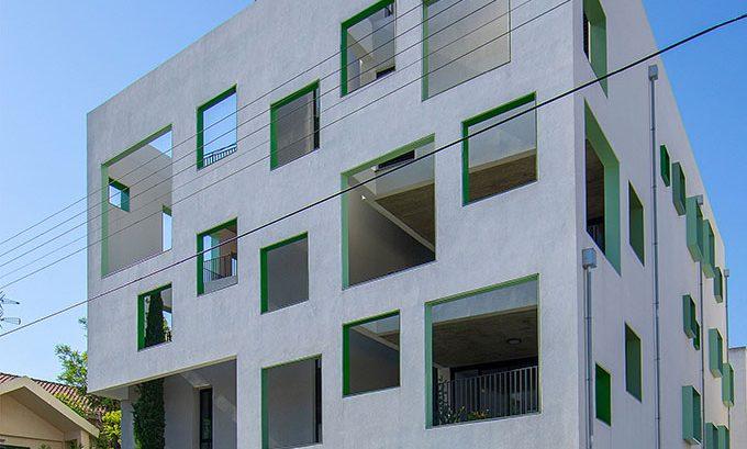 Single_Multi Residence by NOA Architects