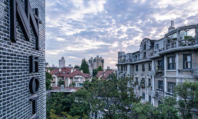 BlackStone M+ hotel by Huang Quan