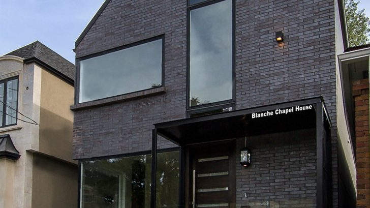 Blanche Chapel House by Alva Roy Architects