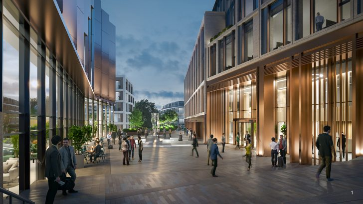 Edinburgh's New Town Quarter by 10 Design