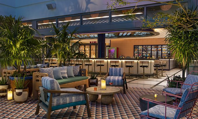 Moxy South Beach by Rockwell Group