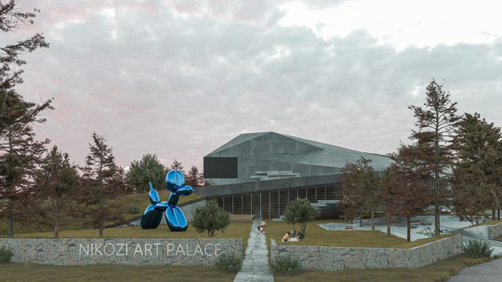 NIKOZI ART PALACE by STIPFOLD