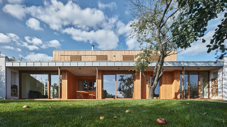 New House in the Old Garden by kaa-studio