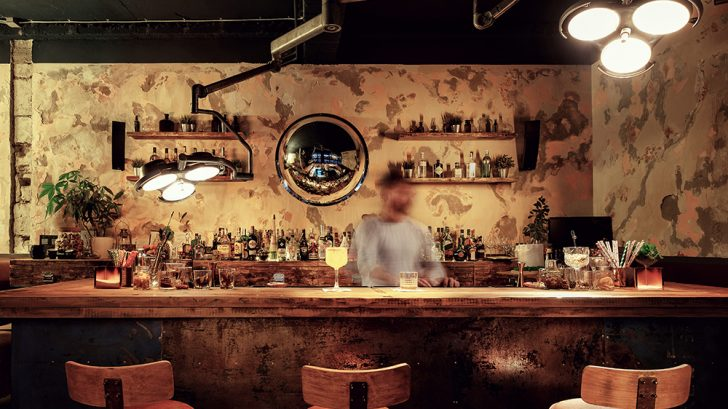Oddity Bar by Studio aPunct