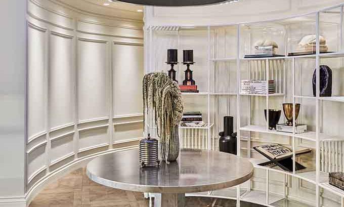 Melis Göral Showroom by Sanayi313 Architects