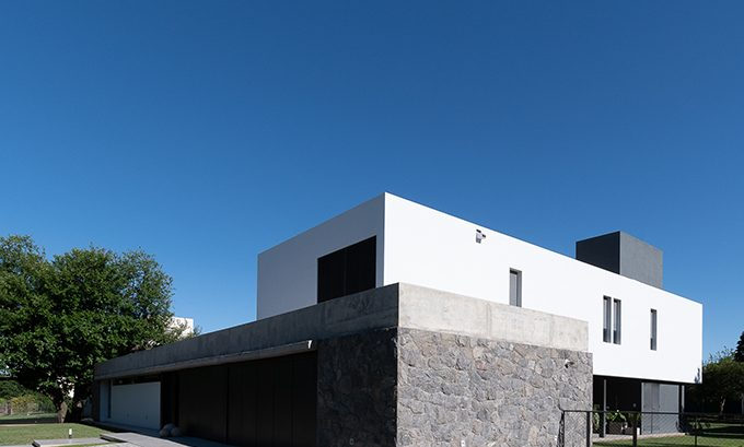 Vivienda MG by MoMa Arquitectas