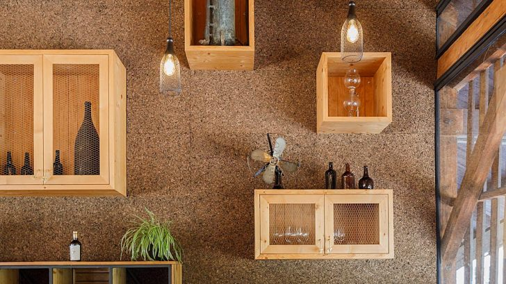Aneto & Table Restaurante by Just an Architect