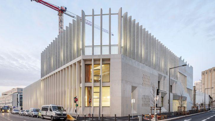 Antoine de Ruffi school group by TAUTEM Architecture and BMC2 Architectes