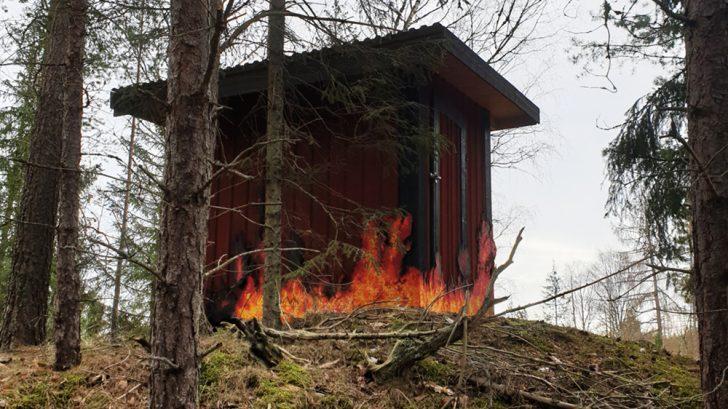 Fire House by Ulf Mejergren Architects (UMA)