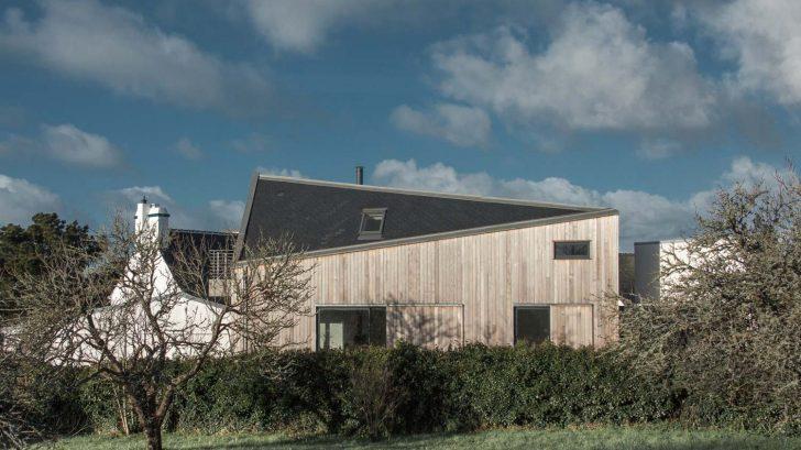 Sentinel House by Aurelien Chen Architect