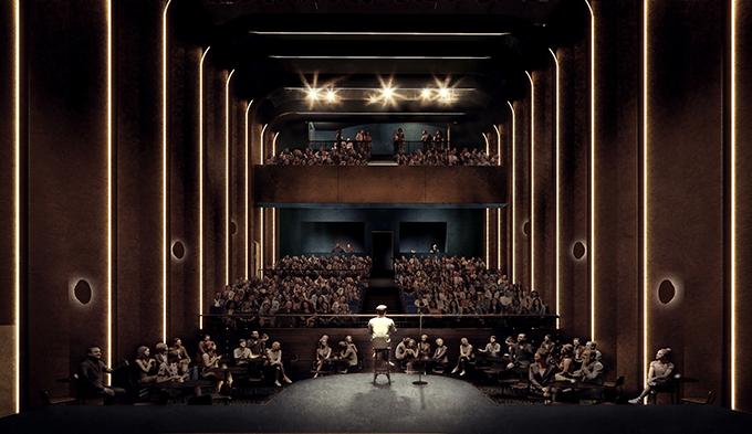 State Theatre by Clayton Korte