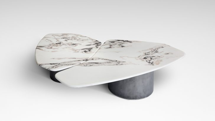 TECTRA 2 Coffee Table by OKHA
