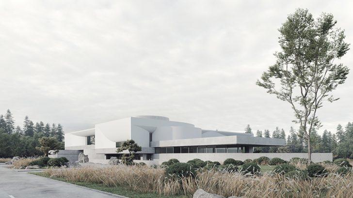 Viter House by Makhno Studio