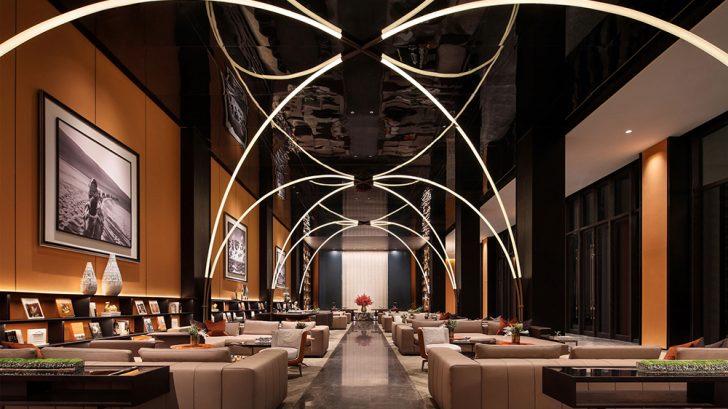 Yinchuan Vanke Metropolis by MIND Design