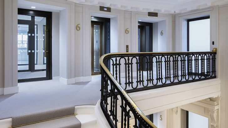 25 Berkeley Square by Forme UK Design and Architecture