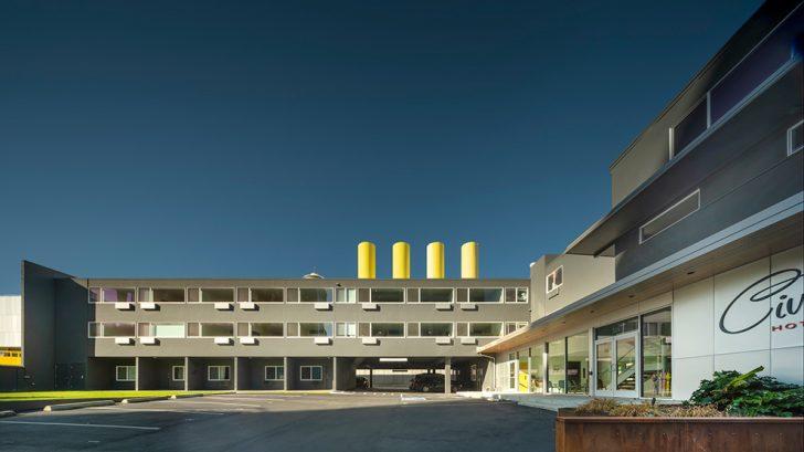 Civic Hotel by Wittman Estes