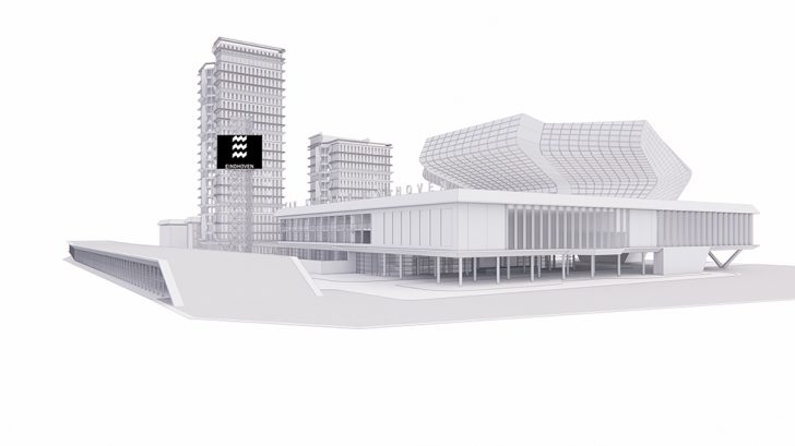 Elysion Congress Centre by UNStudio