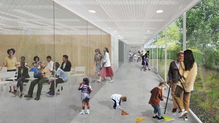 Make the Road New York by TEN Arquitectos/Enrique Norten with ASA/Andrea Steele