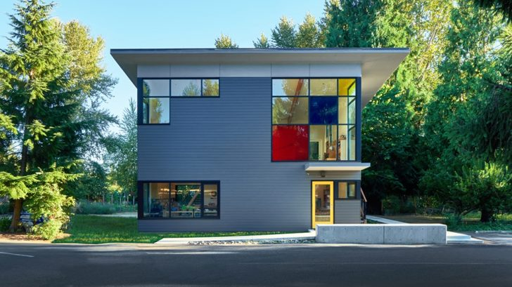 Whole Earth Montessori School by Paul Michael Davis Architects