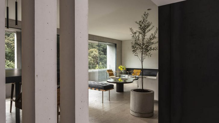 Apartment T 801 by Acunsa Arquitectos