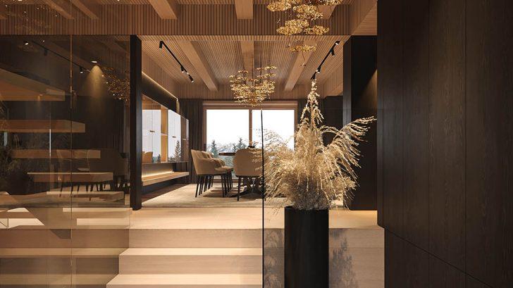Chalet Chamonix by Bezmirno Architects