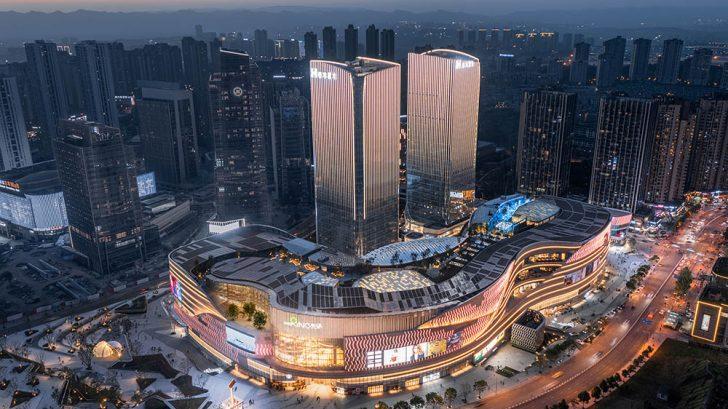 Hongkong Land's Yorkville - The Ring by PH Alpha Design