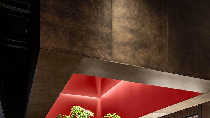Siji Minfu Restaurant (Maliandao) by IN.X Design