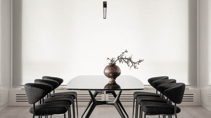 Taka Apartment by Makhno Studio